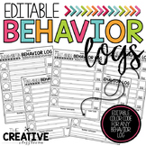 Behavior Logs (EDITABLE)