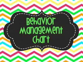 Behavior Magnetic Chart