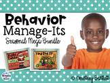 Behavior Manage-Its - Seasonal Mega Bundle