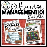 Back to School Classroom Behavior Management Bundle