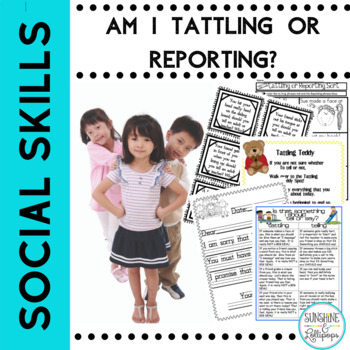 Behavior Management: Am I Tattling or Reporting? How to Kn