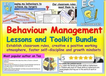 Behavior Management Bundle