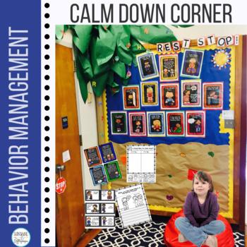 Behavior Management Calming Strategies