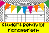 Behavior Management / Celebration Chart