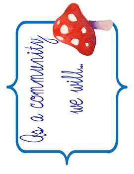Behavior Management Classroom Rules and Expectations with Clip Chart and Gnomes