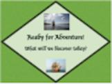 Behavior Management Clip Chart: Adventure Theme