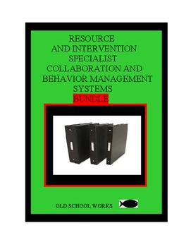 Behavior Management/Colloboration Systems Bundle for the R