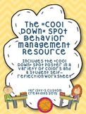 Behavior Management- Cool Down Spot