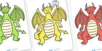 Behavior Management Dragons