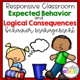 Behavior Management - Expected Behaviors & Logical Consequences