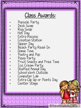 Classroom Celebration Ideas