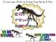 Behavior Management Kit with a Dinosaur Fossil Bulletin Board Theme