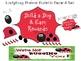 Behavior Management Kit with a Ladybug Bulletin Board Theme
