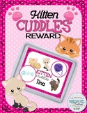 Behavior Management: Kitten Cuddle Reward