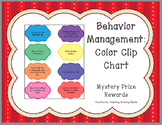 Behavior Management Mystery Rewards