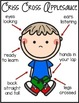Behavior Management Posters: Criss Cross Applesauce and Ready to Learn