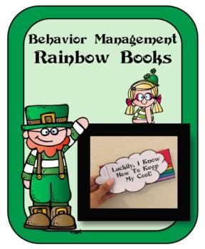 Behavior Management Rainbow Books
