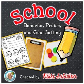 Behavior Management- School Praise and Goal Setting
