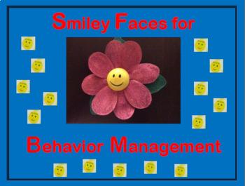 Behavior Management Smiley Faces