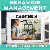 Behavior Management Social Story Cafeteria