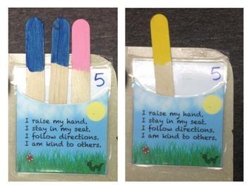 Behavior Management Stick System
