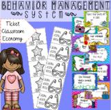 Ticket Classroom Economy and Rewards