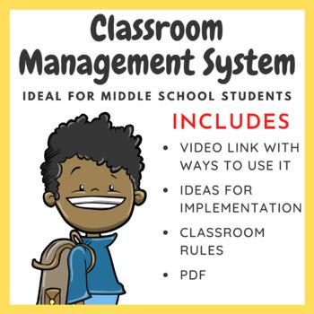 Classroom Management System (Bundle)