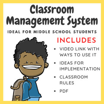 Classroom Management System (Bundle)