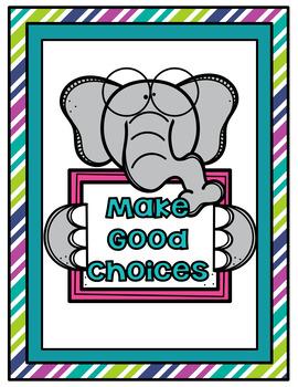 Behavior Management System (Elephant Behavior Management)