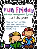 Behavior Management System {Fun Friday}