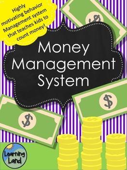 Behavior Management System - Money Management System - Counting Coins