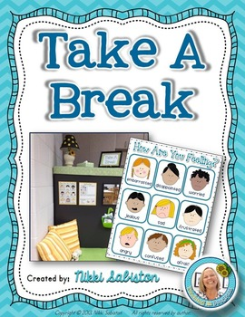 Behavior Management - Take A Break SITE LICENSE - 20 Classrooms