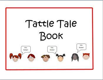 Behavior Management - Tattling