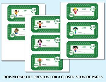 Money Card Classroom Management