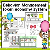 Behavior Management Visual Token Economy. Autism ADHD Speech