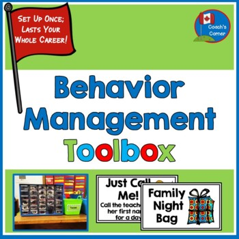 Behavior Management Toolbox