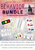 Behavior Management Tools & Resources Bundle