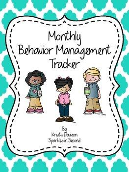 Behavior Management Tracker