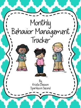 Behavior Management Tracker