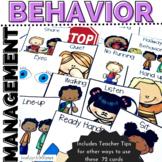 Behavior Management Visual Cue Lanyard Necklace