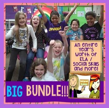 Classroom Community Year Long Bundle Part One: September through January