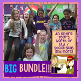Classroom Community Year Long Bundle Part One SEL