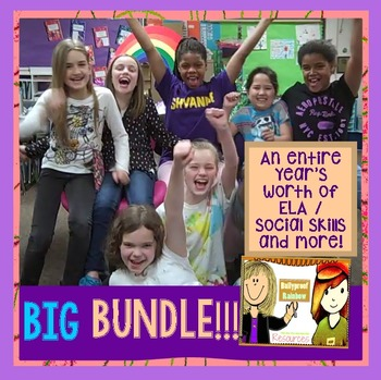 Classroom Community Year Long Bundle Part Two: February through June
