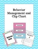 Behavior Management and Chevron Clip Chart