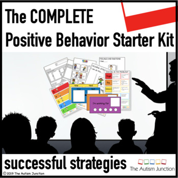 Behavior Management and Self Regulation Pack by The Autism