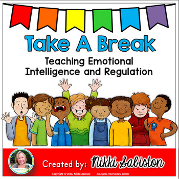 Behavior Management and Self Regulation - Take A Break  and Teaching Tools