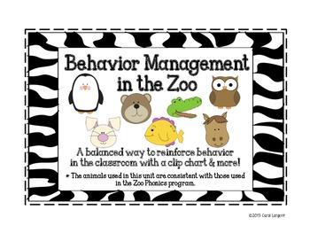 Behavior Management in the Zoo