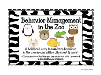 Behavior Management in the Zoo