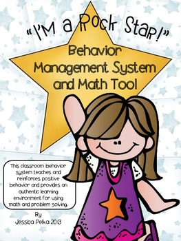 Behavior Management with Integrated Math Curriculum CCSS Aligned!