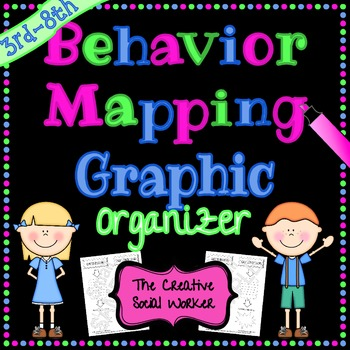 Behavior Mapping Graphic Organizer